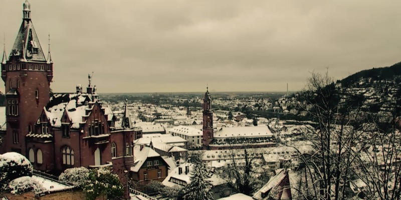 Winterzauber in Heidelberg 2014_15