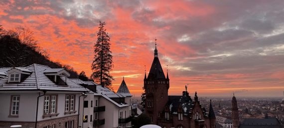 Heidelberg Winter 2021
